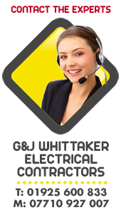 contact us J&G whittaker electrical